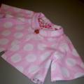 Pink Spot Swing Coat