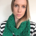 Scarf long winter scarves women's accessories crocheted scarf