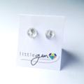 Apophyllite Crystal Earrings