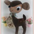 Deer Softie (Bambi inspired)