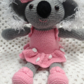 Koala, Crochet Toy, Girl Gift