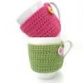 Crochet Mug Cosy - You pick colour