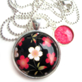 PENDANT NECKLACE WITH CHARM