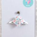 Gems Baby Dribble Bib - Small