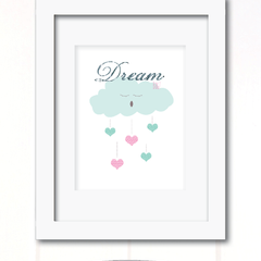 DREAM BIG! print