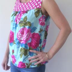 Ladies top blouse