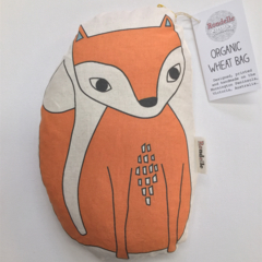 Mr Foxy Organic Wheat Bag - Illustrated by Rondelle Douglas