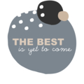 """The best is yet to come"" Original A4 Print"