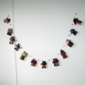 Decorative Felted Garland