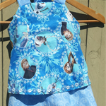 Berry Coot creations Princess apron dress