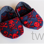 Twig Baby Shoes