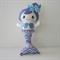 Mermaid Baby Softie Doll