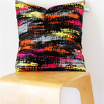 Twig Cushions for the Nest - Abstract print