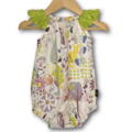 SIZE 000 Animal Seaside Romper - FREE POST