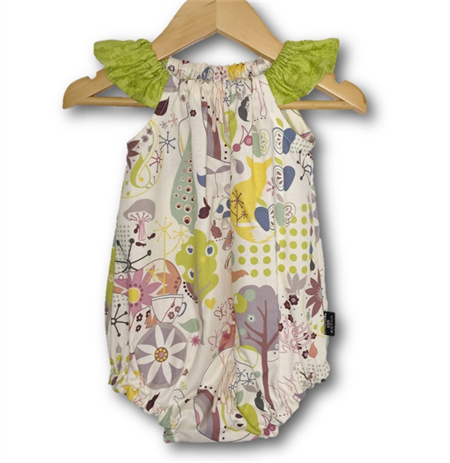 Animal Seaside Romper (SIZE 000 & 0 Available)