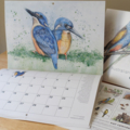 2016 Calendar A4 Wall - Australian threatened species - animals birds wildlife