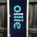 LIMITED EDITION: Girls & Boys Personalised / Name Towel - Only 1 left!
