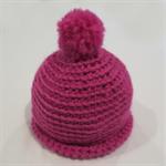 Crocheted Babies Beanie