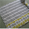 Sewing Machine Mat - Lotta Jansdotter - Grey / White / Yellow