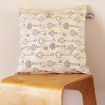 Twig Cushions for the Nest - Keys print