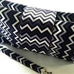 Chevron Theme Nappy Wallet Set. Suit boy