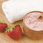 Luxurious Strawberry Face Cream