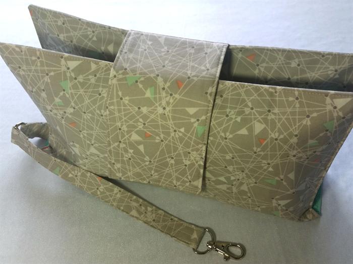 Geometric Theme Nappy Wallet Set  Suit boy or unisex | Amys