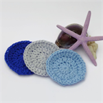 Make up removers, baby wash cloths, scrubbies, face washers | baby shower gift