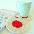 Coaster Mats - set of 2