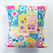 Spring Garden Pretty Houses Cushions Cover