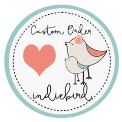 Custom Order for Llara -Crochet Bunny