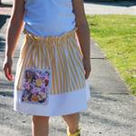 'Sunshine' Skirt - Sizes 2, 3, 4, 5 & 6 available