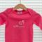 My Little Gumnut Baby Short + Long Sleeve Tops Hand Printed Screen-Printed Shirt