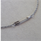 Necklace, One Direction inspired, Arrow Charm