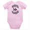 Personalized Bodysuit - Baby Girl short sleeve onesie