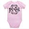 Perfect Pink Bodysuit - Baby Girl short sleeve onesie