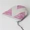 Canvas Zipper pouch , Block printed , coin purse