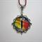 Dragon Eye (Rainbow) Necklace