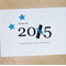 Graduation Congratulations card - Class of 2015 with mini degree scroll