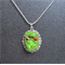 Red Eyed Snot Monster Necklace