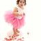 Vintage Bo Ho Pink Flirt Tutu Size Small