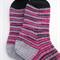 Handmade Socks, Handknit Socks, Size S, striped socks, kids socks,