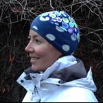 Hat: beanie, helmet beanie, skiing, cycling, unisex, sun protection, warm, lycra
