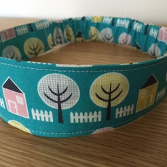 Girls Elasticised Headband