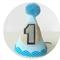 1st Birthday Boy Onesie & Party Hat  Cake Smash Blue Tan Navy