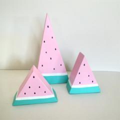 Watermelon Blocks.
