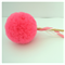 Pom Pom Tulle Fairy Wand -Shocking Bright Pink