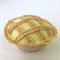 Apple Pie Felt Play Food Set, Story Telling Aid
