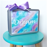 Watercolour Dream Painting Gifts -Keepsake Storage Case