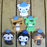 Octonauts Finger Puppet (6 to choose from!)